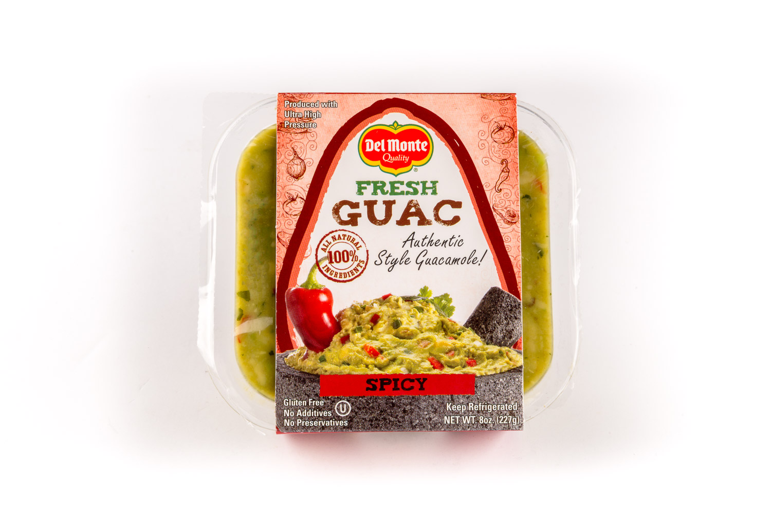 SPICY FRESH GUAC