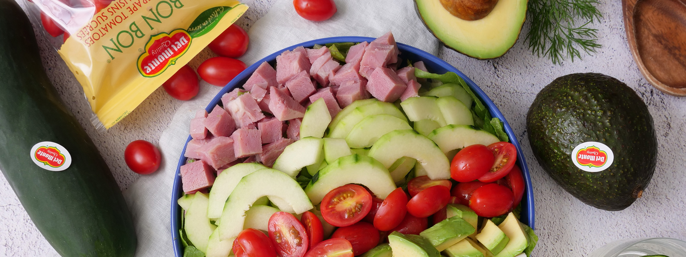 Homepage-Banner_Try-Our-Recipes_Hearty-Chopped-Salad-with-Ham-Avocado_Dec-2019
