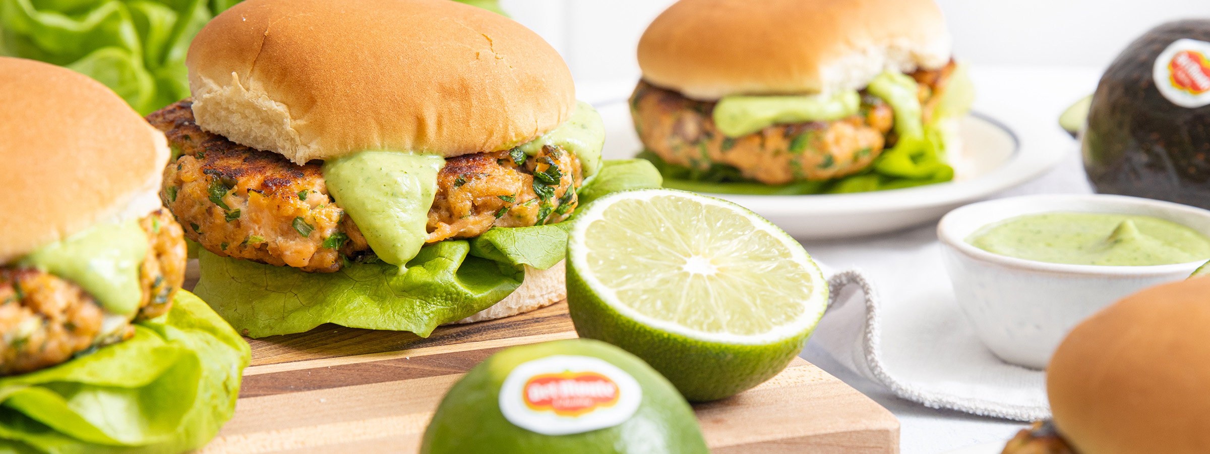 Homepage-Banner_Try-Our-Recipes_Spicy-Salmon-Burger-with-Avocado-Ranch_April-2020